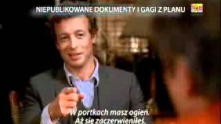 Mentalista, Sezon 1 (6 DVD) - zwiastun DVD - galapagos.com.pl.avi