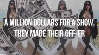 Nicki Minaj - Make Love (Verse - Lyric Video) [Explicit Version]