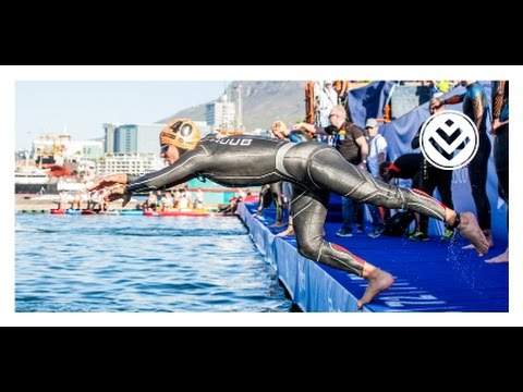 Come SWIMCYCLERUN with us in Cape Town | Discovery World Cup Triathlon Cape Town