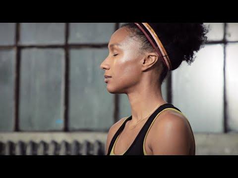 nike.com & Nike Promo Code video: Yoga for all: Nicole Cardoza   Nike