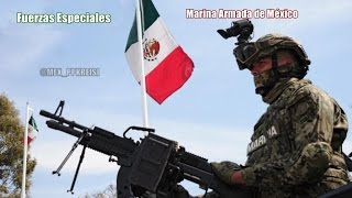 Fuerzas Especiales de la Marina Armada de México (FES) 2017 | Mexican Special Forces