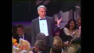 Steve Martin Salutes Gene Kelly at the 13th AFI Life Achievement Award