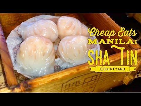 Cheap Eats Manila: Sha Tin Courtyard Chinese Bistro Quezon City