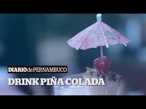 Drink da sexta: Piña Colada