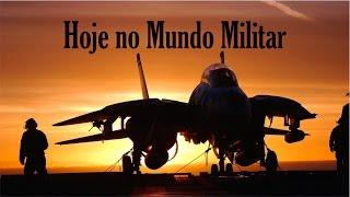 Bem-vindos ao canal Hoje no Mundo Militar!