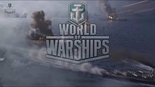 World of Warships Intro 3.0 Test