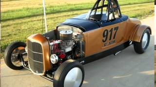 132 MPH 1927 Model T at The ECTA-East Coast Timing Association in Wilmington Ohio