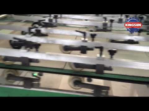 KMHC-BL Series Semi-automatic Corrugated Box Die Cutter Machines - Kingsun