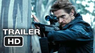 The Hunter Official Trailer #1 - Willem Dafoe, Sam Neil Movie (2012) HD