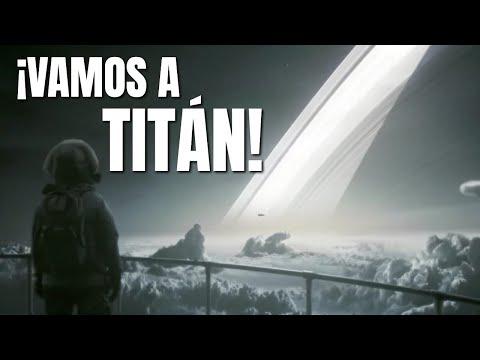 Olvidemos Marte, ¡Vamos a Titán!