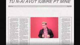 FLORIN PURICE -TU N-AI AVUT IUBIRE PT MINE.