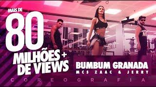 Bumbum Granada - MCs Zaac & Jerry - Coreografia | FitDance
