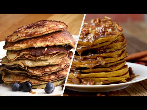 5 Pancake Recipes You Should Already Know ? Tasty
