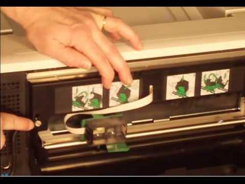 Kodak i2900-i3000 Scanner - Install Printer Assembly Preview