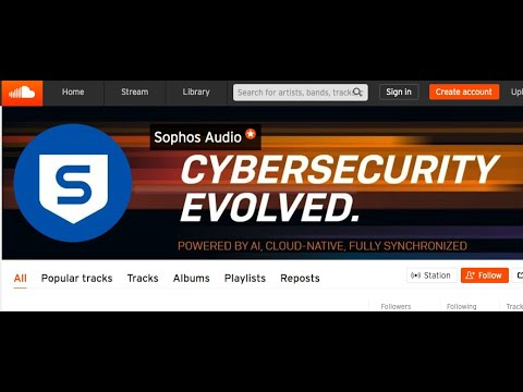 Introducing Sophos Audio, a labor of love (for your ears)