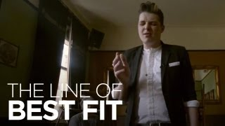"John Newman performs ""Out Of My Head"" for The Line of Best Fit"