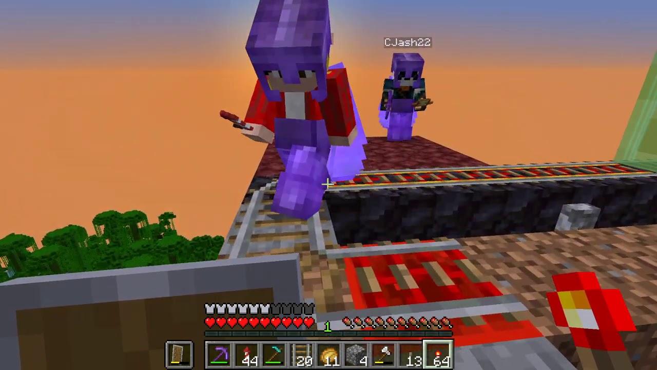 JSano19 - Minecraft - MindCrack Vanilla (GUANO) - Season 8 - Ep. 50 - Part 2 of My Mic is Muted