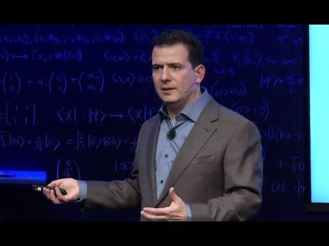 As We Enter a New Quantum Era: Michele Mosca Public Lecture