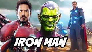Avengers Phase 4 Iron Man Illuminati Easter Egg Scene Explained width=