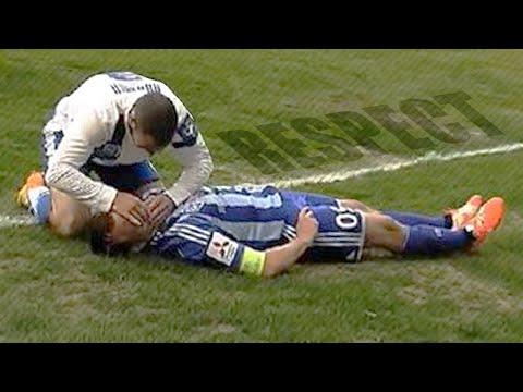 Momente demne de respect din fotbal