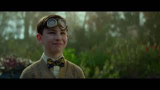 """IL MISTERO DELLA CASA DEL TEMPO - Scena del film in italiano """"Lo zio Jonathan interroga Lewis"""""""