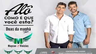 Maycon & Vinicius - Foto Antiga - [Duas Da Manhã] (Áudio Oficial)