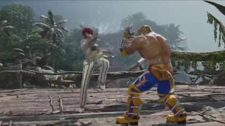 Геймплей трейлер Tekken 7