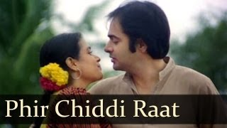 Phir Chiddi Raat Phoolo Ki - Farooq Sheikh - Supriya Pathak - Bazaar - Talat Aziz Ghazals - Khayyam