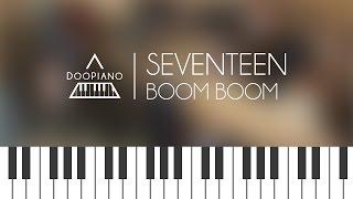 세븐틴 (Seventeen) - 붐붐 (Boom Boom) Piano Cover
