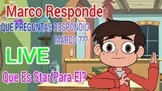 Que Preguntas Respondio Marco En EL LIVE ? Traducción Español By Drav