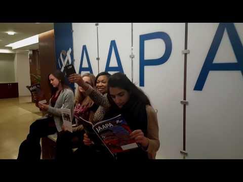 AAPA Staff Mannequin Challenge