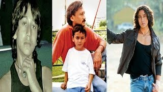 Tiger Shroff Childhood Photos || Rare & Unseen pictures!!!