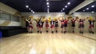 Intro ohh ahh - Twice dance mirror