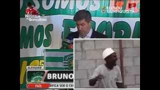 Bruno de Carvalho faz Portugal rir