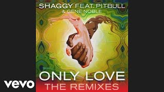 Shaggy - Only Love (Bad Royale Remix) [Audio] ft. Pitbull, Gene Noble