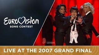 Marija Šerifović - Molitva (Serbia) Live 2007 Eurovision Song Contest