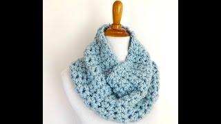 Episode 175: Finger Crochet Sparkle Cowl