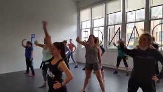 Uptown Funk   Dance Fitness with Arica of CKDC
