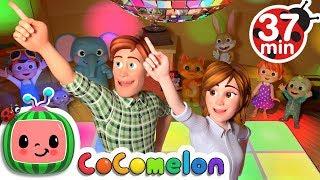 Looby Loo | +More Nursery Rhymes & Kids Songs - CoCoMelon