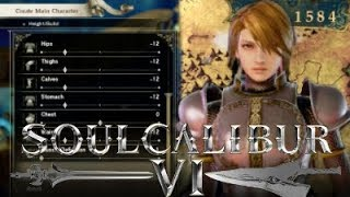 Soul Calibur 6 - First 22 Minutes Of Libra Of Souls! (Story Mode) 1080p