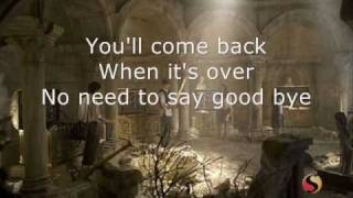 call narnia with lyrics regina spektor song narnia prince caspian ending song