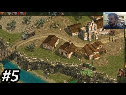 COMMANDOS: BEYOND THE CALL OF DUTY (PC) - Episodio 5 || Gameplay en Español