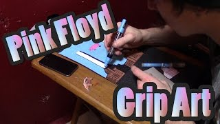 Griptape Art! | Pink Floyd Animals