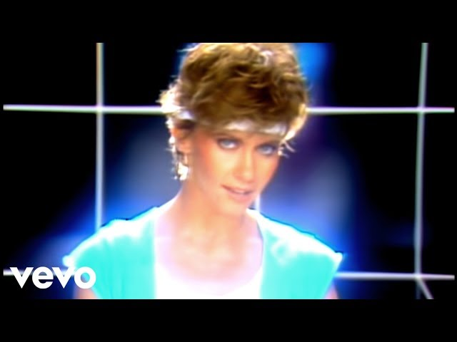 "Vídeo oficial de ""Physical"" de Olivia Newton-John"