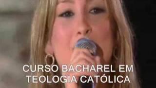 Padre Marcelo Rossi e Claudia Leite Jesus Cristo