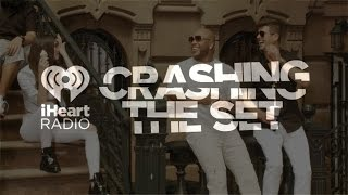"Flo Rida ft. Robin Thicke - ""I Don't Like It, I Love It"" Music Video (Behind the Scenes) 