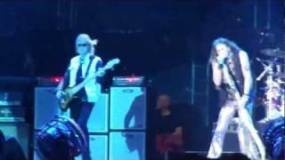 Aerosmith - Janie's Got a Gun - São Paulo 2011