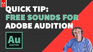 Adobe Audition CC: Free Sound Effects Library