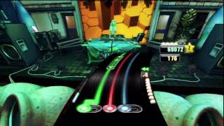 DJ Hero: Zulu Nation Throwdown / Get Down - Afrika Bambaataa / Freedom Express - 5 Stars - FC # 6