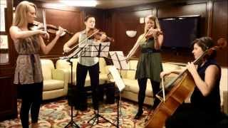 Imagine by John Lennon--string quartet cover